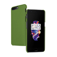 2017 New Fashion Oneplus 5 Case Cover Genuine Leather Cover One Plus 5 Case Original A5000