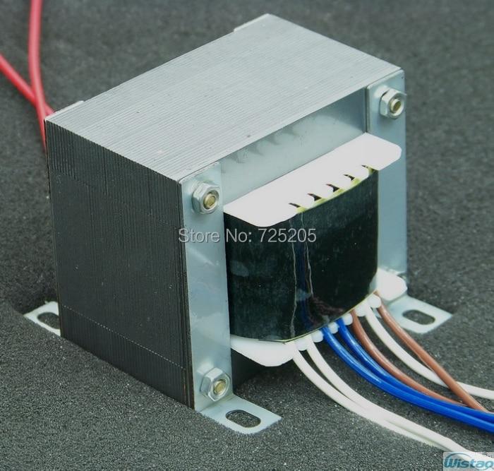 EI Transformer for Tube Pre amplifier WHFT PA007 Output Voltage 250V 0 250V 0 06A 6