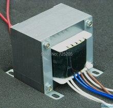 Transformador de la IE para Tubo pre-amplificador WHFT-PA007 0-0.06A Tensión de Salida 6.3 v 1A 13 V 2.7A HIFI Audio DIY