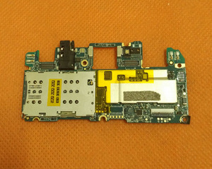"Image 2 - Orijinal anakart 3G RAM + 16G ROM Anakart Cubot H2 MTK6735A Dört Çekirdekli 5.5 ""HD 1280x720 Ücretsiz Kargo"
