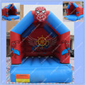 All Spiderman Inflatable Trampoline,  Free Shipping Inflatable Spiderman Bouncy Castle