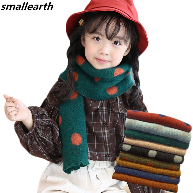 f01696c8dc Mouse over to zoom in. 2018 New Autumn Winter Children Cotton Scarf ...