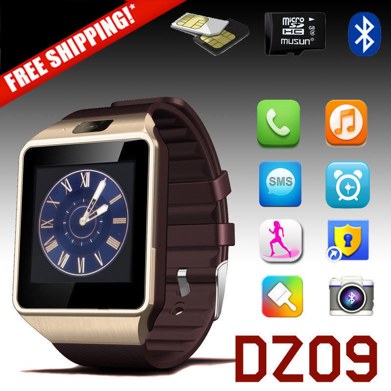 Cawono DZ09 Smartwatch Bluetooth Smart font b Watch b font Relogio font b Watch b font