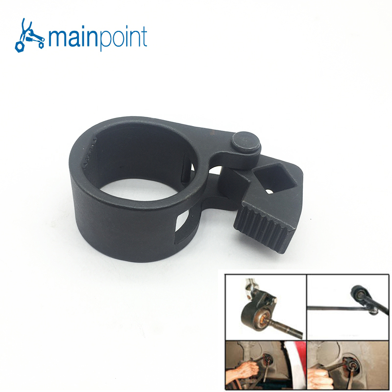 Mainpoint Car Steering Rudder Tie Rod Wrench Rudder Ball Joint Removal Wrench,Universal Steering Track Rod Removal Hand Tool
