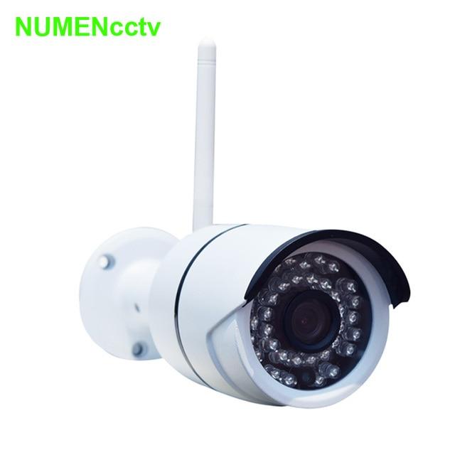 Waterproof P2P ONVIF Wifi 2MP Megapixel Wireless IR Network IP camera 1080P HD Outdoor Video surveillance security camera CCTV