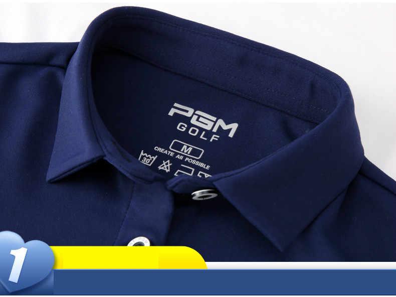 PGM платье для гольфа женские Весна длинным рукавом костюм со вставками в полоску Футболка с длинными рукавами Гольф короткая юбка YF165