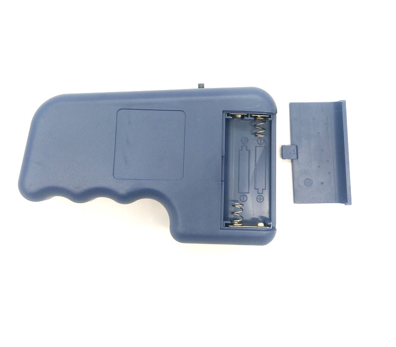 Handheld 125KHz EM4100 TK4100 RFID Copier Writer Duplicator Programmer Reader 5pcs EM4305 T5577 Rewritable ID Keyfobs Handheld 125KHz EM4100 TK4100 RFID Copier Writer Duplicator Programmer Reader + 5pcs EM4305 T5577 Rewritable ID Keyfobs Tags