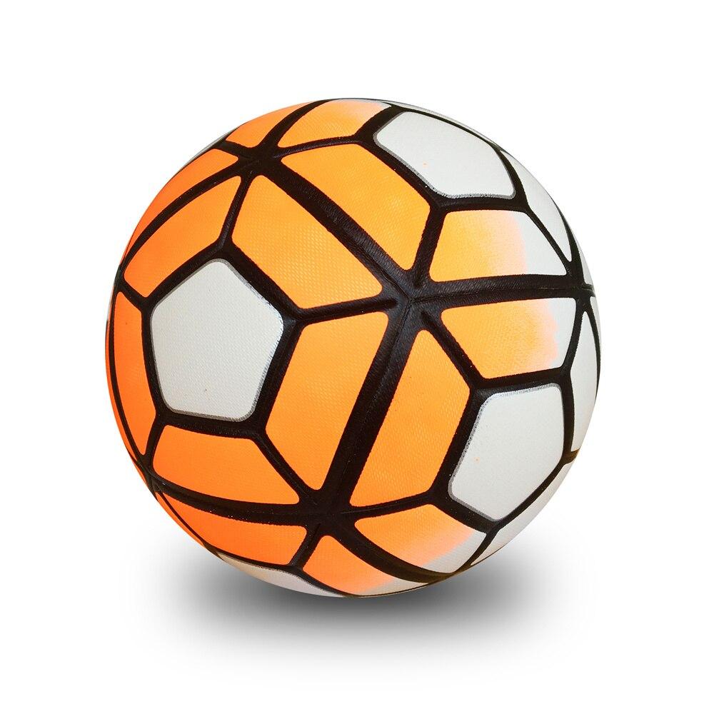 Professional PU Seamless Soccer Balls Goal Team Match Training Futbol Football Cup Sports CNSTZX/® Football Ball Size 5 Perfect World Cup Gift Boys//Girls//Adults