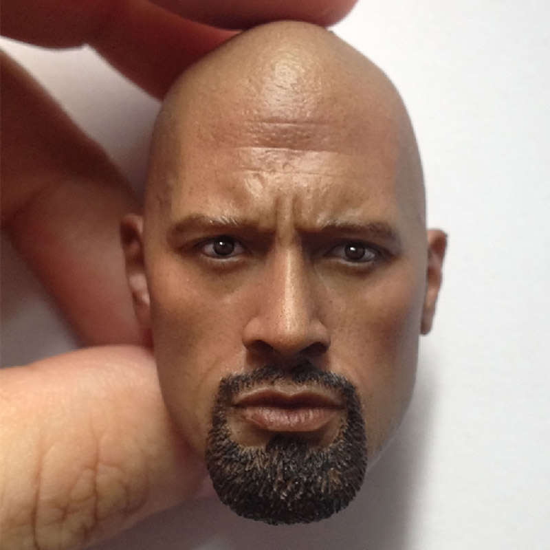 1//6 Bruce Willis Male Head Sculpt A-06 Headplay Fit 12/'/' PH Body Action Figure