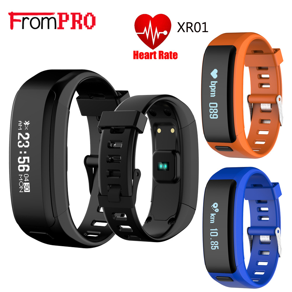 XR01 font b Smart b font pedometer Bracelet Wristband Swim Waterproof font b Watch b font