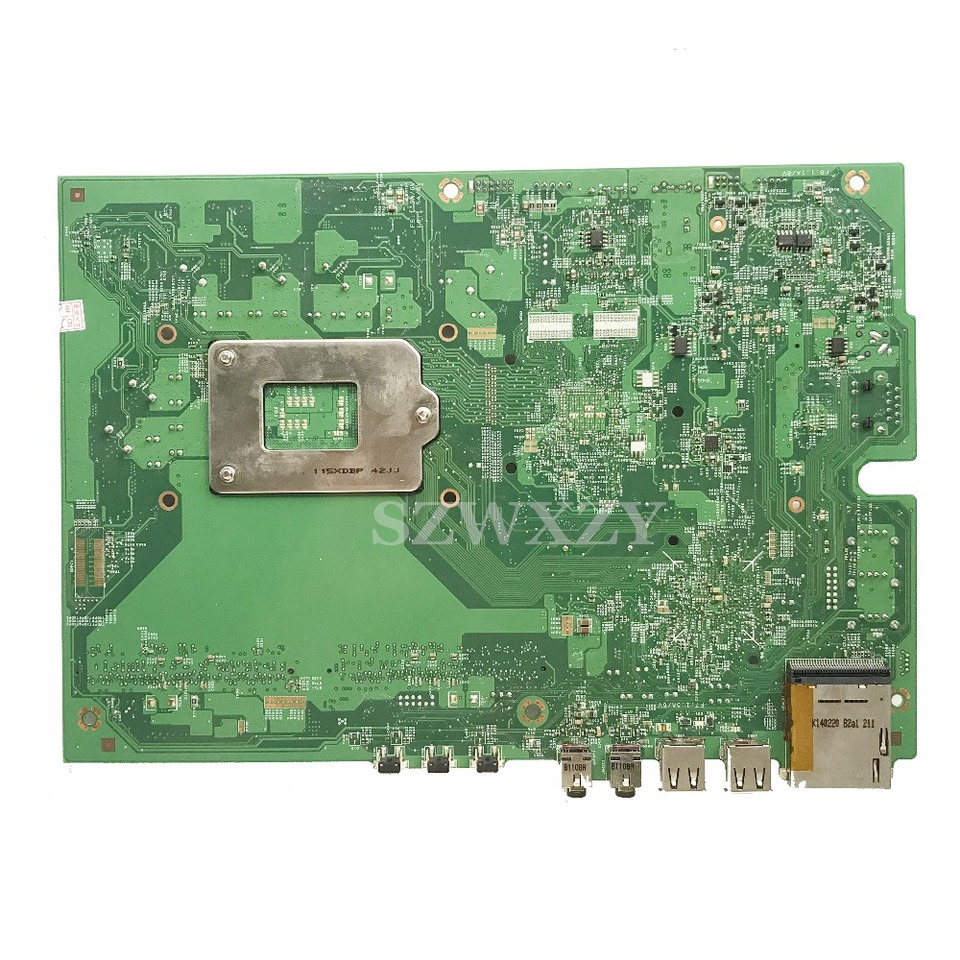 Excellent for DELL One 2020 Laptop Motherboard CN-07C0H8 07C0H8 7C0H8 11078-2 PIH61R 48.3HC01.021 100/% Working