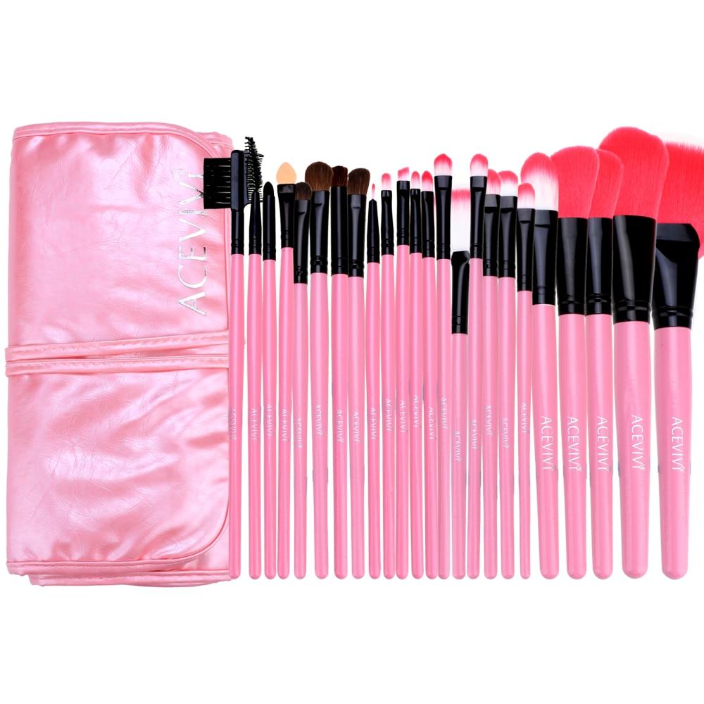 Aliexpress.com : Buy ACEVIVI Professional 24Pcs Makeup Brushes Set ...