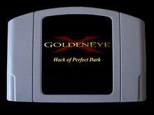 64bit gioco ** GoldenEye X 5D Hack di Perfect Dark (Hack Versione!! USA Versione!!)