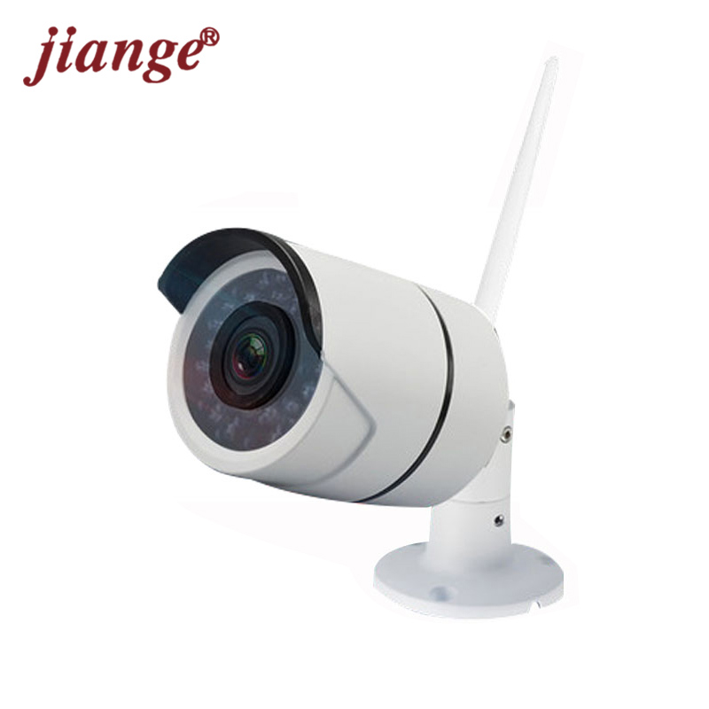 jiange Indoor/Outdoor 960P Wireless IP Camera Waterproof IR Night Vision Surveillance Camera HD Home Security System Easy Remote elitepb 1 3mp 960p hd wireless ip camera wi fi indoor outdoor home security camera waterproof day and night