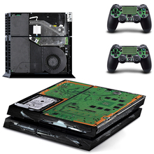 New Decoration Stickers For PS4 Console Controllers PS4 Circuit board