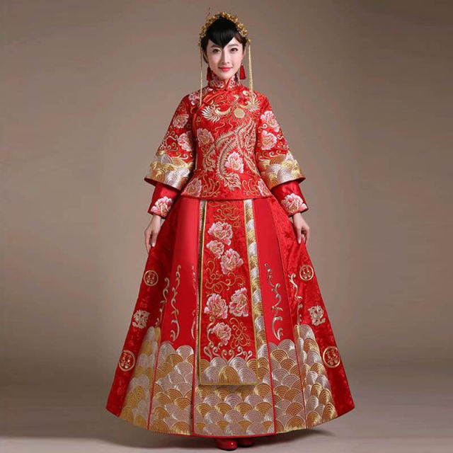 aliexpress com buy traditional chinese dresses for women long