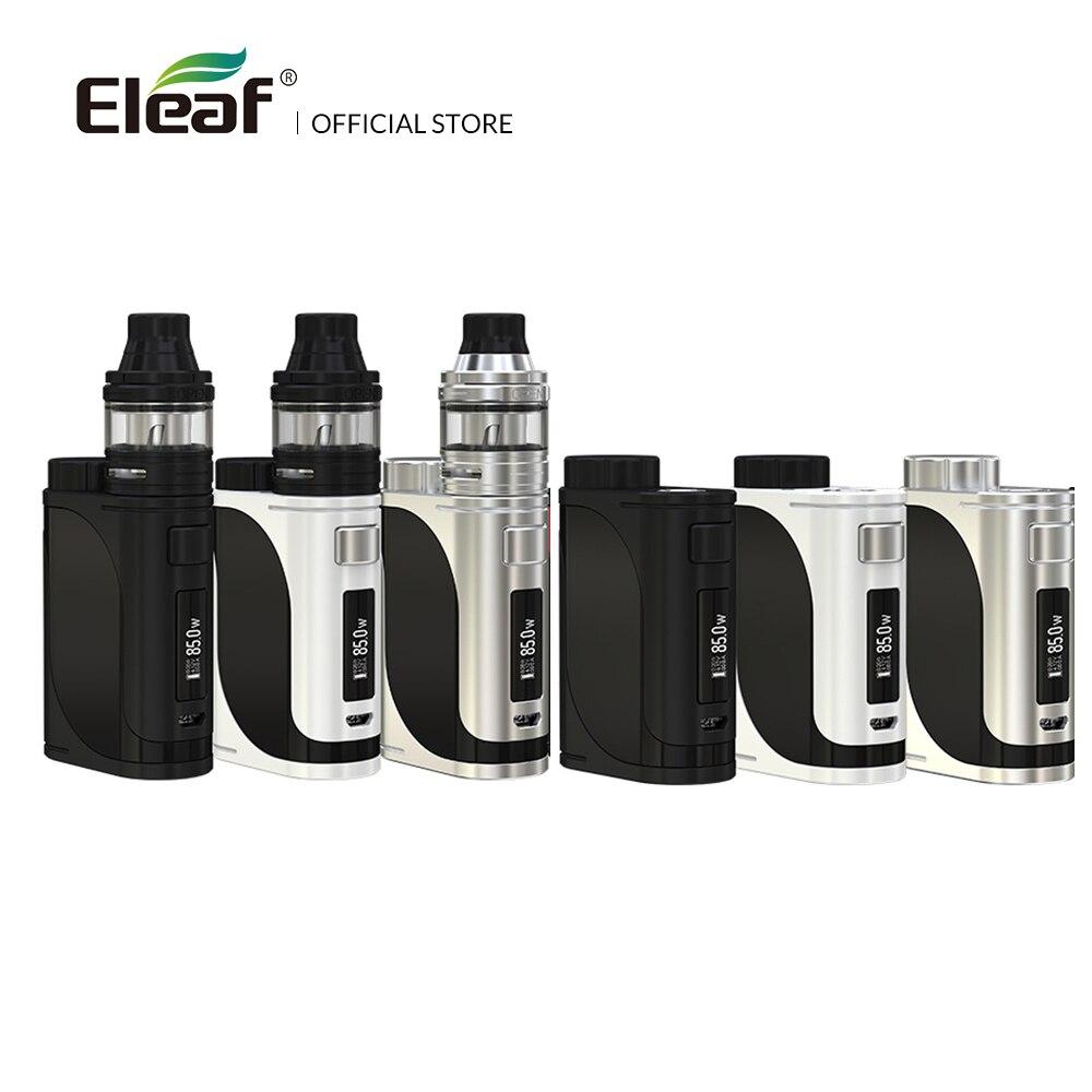 Original Eleaf iStick Pico 25 Mod/iStick Pico Kit Mit ELLO Zerstäuber Ausgang 80 W Leistung 2 ml HW1 /HW2 Spulen elektronische zigarette
