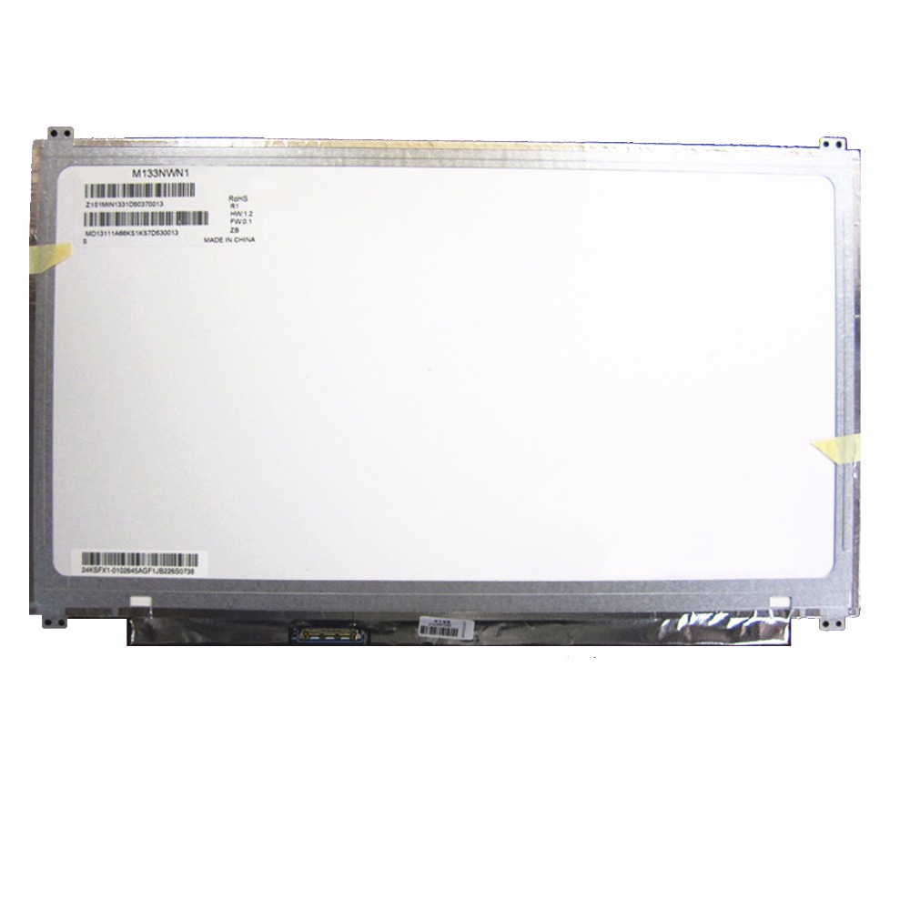 цена  13.3'' LCD LED Screen Display Panel Matrix M133NWN1 R1 M133NWN1-R1 For Asus Zenbook UX32A UX32V U38D 1366x768 WXGA HD 30 Pins  онлайн в 2017 году