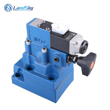 hydraulic directional control valve Pilot operated electromagnetic unloading DAW20B-1-30/315G24NZ5L