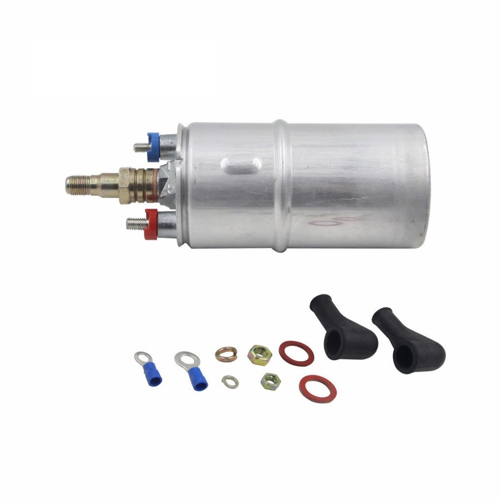 12V 0580254040 441906091A New High Electric Fuel Pump For Car Audi 80 100 200 A6 Coupe/V8 For VW Golf II цена