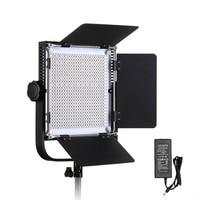 660A Professional LED Video Light With Metal Frame U Bracket 576 LED Beads For Studio YouTube