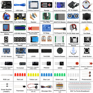 Image 2 - LAFVIN for UNO R3 Project Complete Starter Kit with Tutorial for Arduino