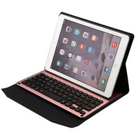 Ultra Thin Folio Cover With Removable Bluetooth Keyboard For 10 5 IPad Pro