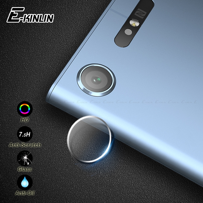 Back Camera Lens Protector For Sony Xperia XZS XZ X XA XA1 XA2 Plus Ultra Z5 XZ1 XZ2 XZ3 Compact Premium L2 Tempered Glass Film