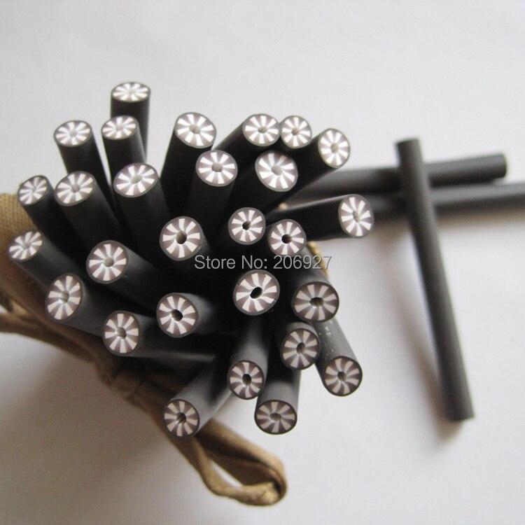ჱ5pcs A-28 5mm Cute Coconut Fruit Cane Fancy Nail Art Polymer Clay ...