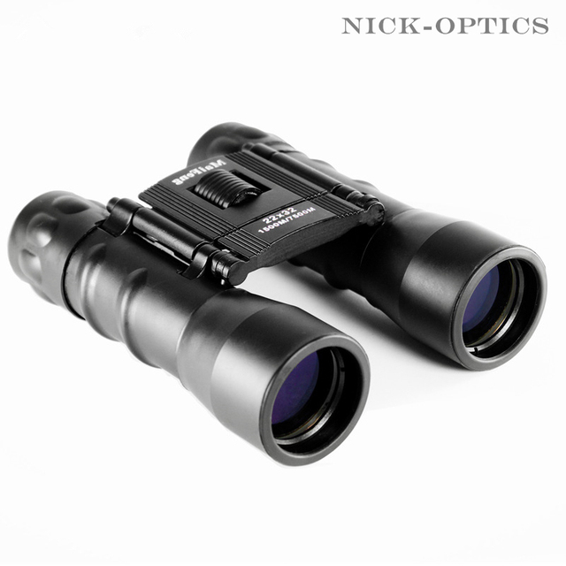 Powerful Binoculars Handheld Telescope High times Low light night vision for Outdoor Camping Pocket hd teleskop Binocular zoom