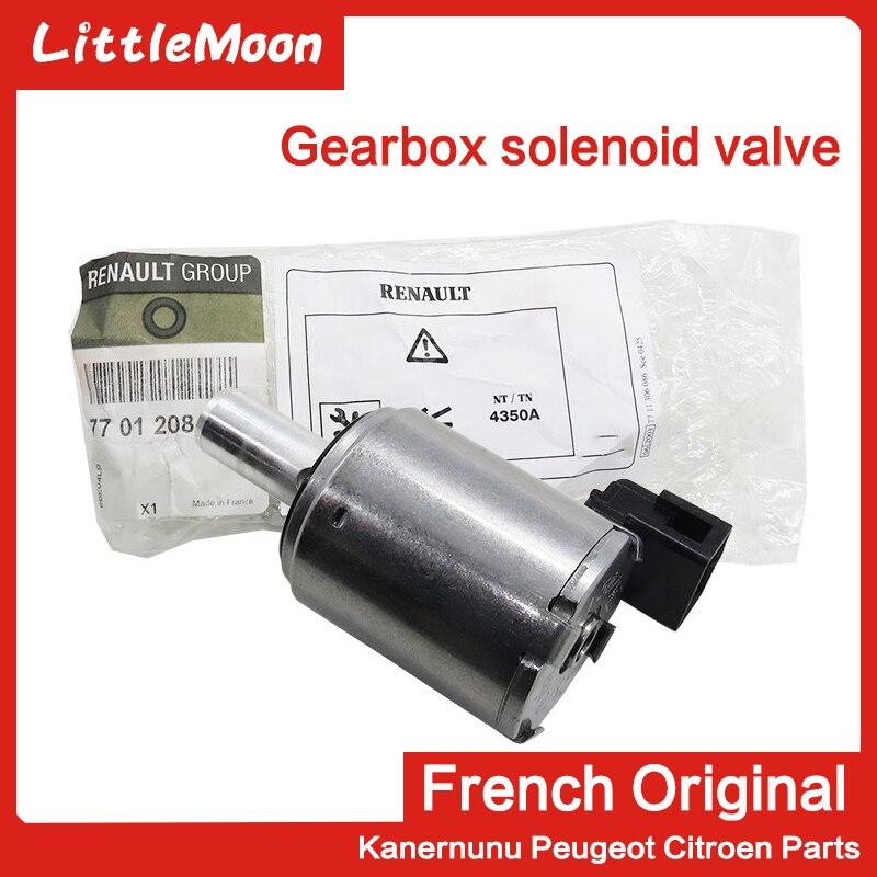 LittleMoon Original Solenoid Valve Gearboxes AL4 (DP0) 257416 For Renault Citroen Peugeot 9653760480 7701208174