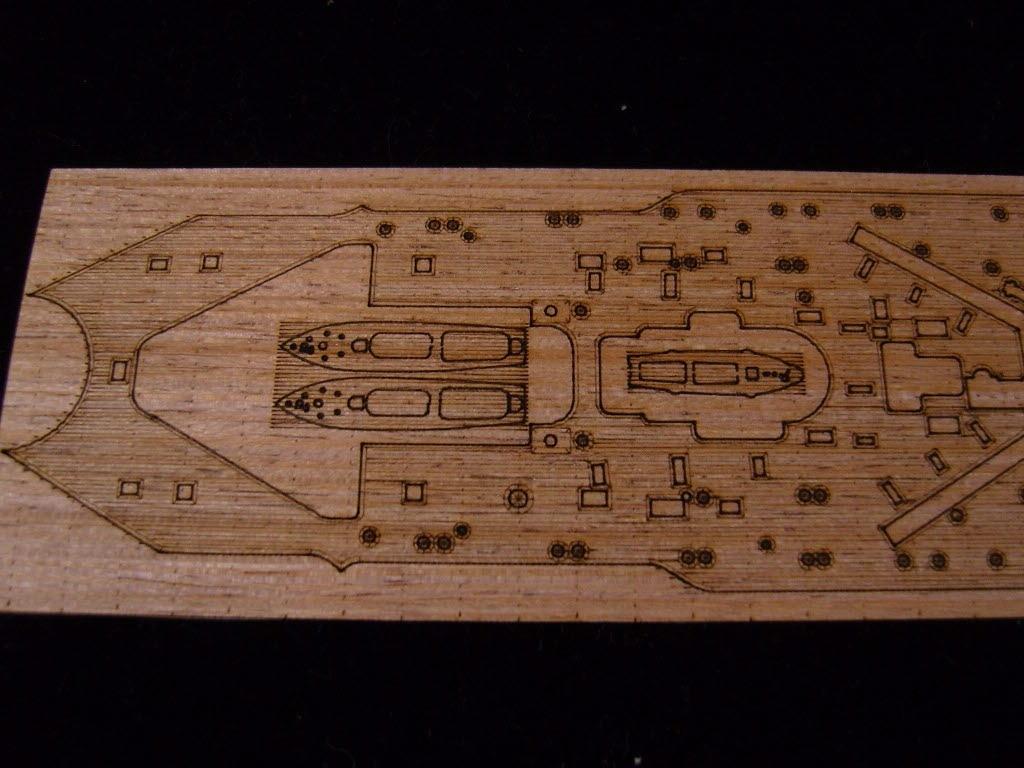 /FUJIMI ARTWOX 401041 cruiser Japanese Amagi wooden deck AW20034