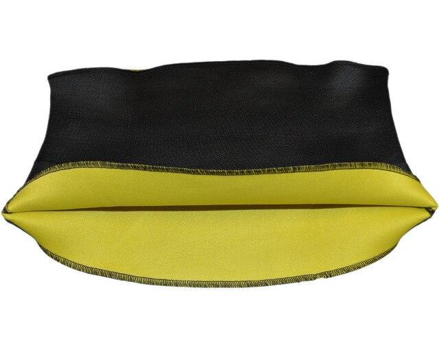 New Keep Unisex Health Belt Neoprene Slimming Body Yoga Sweat Shaper Wrap Sauna Waist Slimmer Controling Weight Cut Down 5
