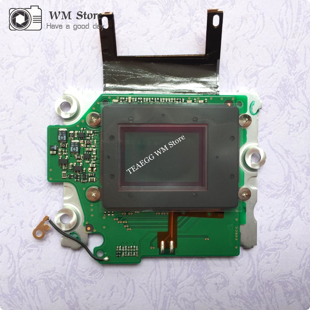 NEW For Nikon D7100 Image Sensor CCD CMOS With Filter Glass Camera Repair Spare Part Unit