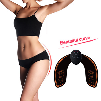 EMS Hips Muscle Stimulator abs stimulator Fitness Buttock Trainer Beauty body Slimming Massage Help To Lift Buttock Shape Unisex ems hips trainer