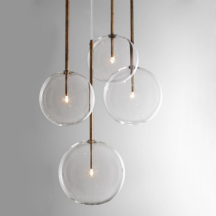 Clear Simple Creative Glass Lights Bar Coffee Shop Simple Chandelier Iron Droplight Experimental Bottle Lampr Frosted GlassClear Simple Creative Glass Lights Bar Coffee Shop Simple Chandelier Iron Droplight Experimental Bottle Lampr Frosted Glass