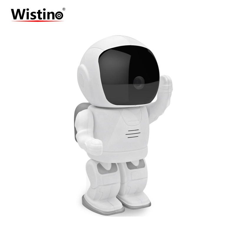 CCTV 960P Robot IP Camera 1.3MP WIFI Baby Monitor Wireless Audio Home Smart Baby Monitor PTZ Night Vision Remote TF Card Indoor