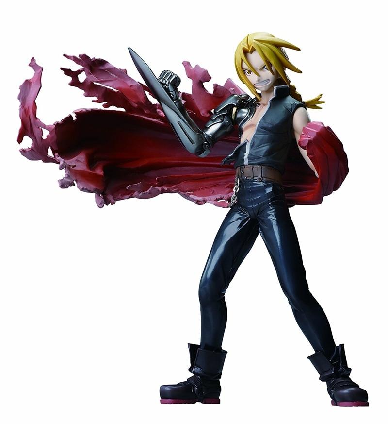WSTXBD Original Megahouse MH GEM Fullmetal Alchemist Edward Elric Action Figure Model Toys Figurals Dolls Brinquedos цена 2017