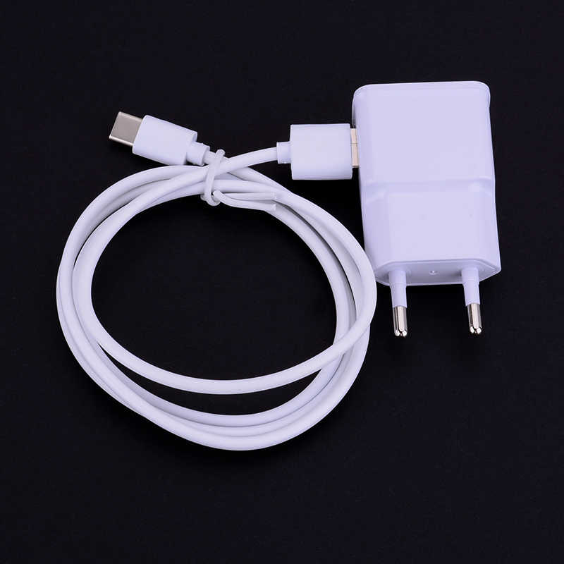 Type C MICRO USB Uni Eropa Plug Charger Pengisian Kabel untuk Samsung Galaxy J4 J6 A6 A8 Plus J8 A7 2018 A5 a7 A3 J3 J5 J7 2017 2016 2015