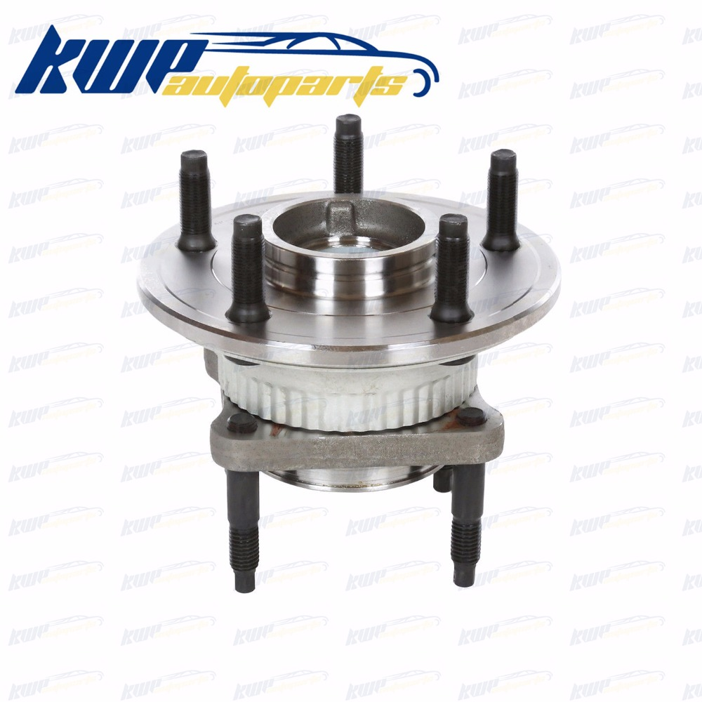 Wheel Bearing & Hub Assembly Rear 512302 for Jeep Grand Cherokee 2005-2010 centric 406 45000 wheel bearing and hub assembly
