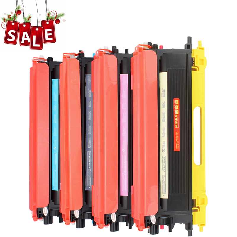 Hot 4 PKs TN115 TN135 TN155 TN175 for Brother Toner Cartridge Compatible HL 9840 HL 4050
