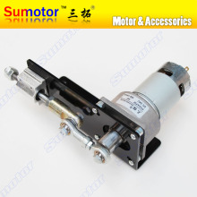 DC 12V 10W 5mm 10mm short stroke Automatic Linear actuator reciprocating motor Variable for Pellet machine Shale shaker parts