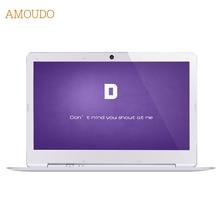 Amoudo-S3 14 inch 4GB Ram+120GB SSD+500GB HDD Intel Pentium Quad Core Windows 7/10 System 1920x1080P Laptop Notebook Computer