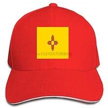 Nuevo México bandera gorra de béisbol sombrero de papá de bajo perfil  ajustable para hombres y 1715de8c0fa