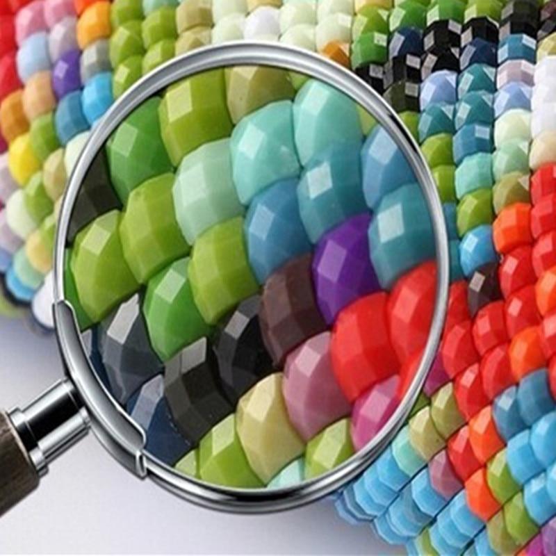 Gossip Trees 5D Diy Diamond Painting Full Square Mosaic Drill Resin Handmade Embroidery Mosaic 3D Cross Stitch Kits