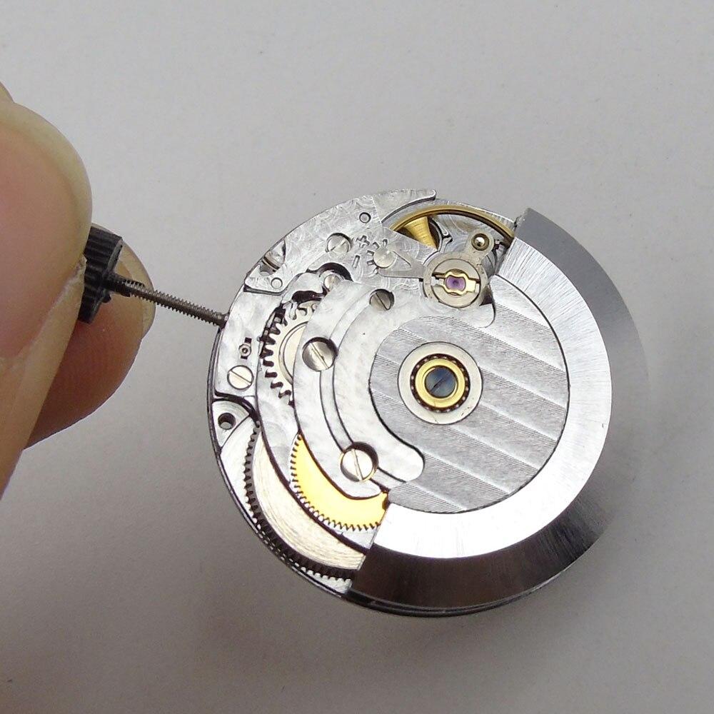 クローン 2824 日付表示上海自動運動フィット自動腕時計  グループ上の 腕時計 からの 時計盤 の中 2