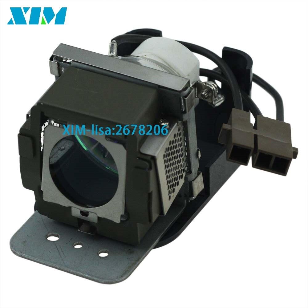 Lampe Compatible avec projecteur de remplacement de haute qualité avec boîtier RLC-030 pour projecteurs VIEWSONIC PJ503D - 2