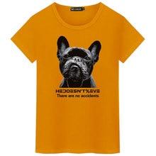 Ferocious Pug Dog Printed Men's T-Shirts
