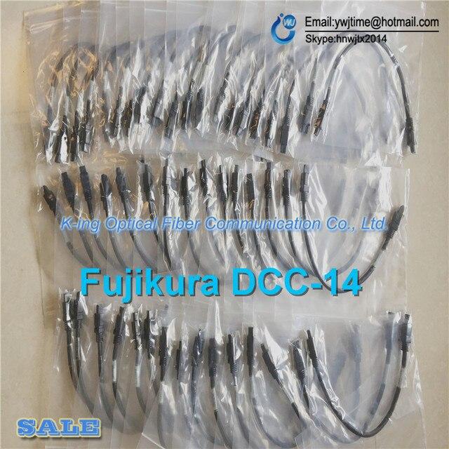 Original Fujikura FSM-60S/fsm60R/fsm18S/fsm18R Fusion Splicer charging cable BTR-8 Cable Fujikura battery charge DCC-14