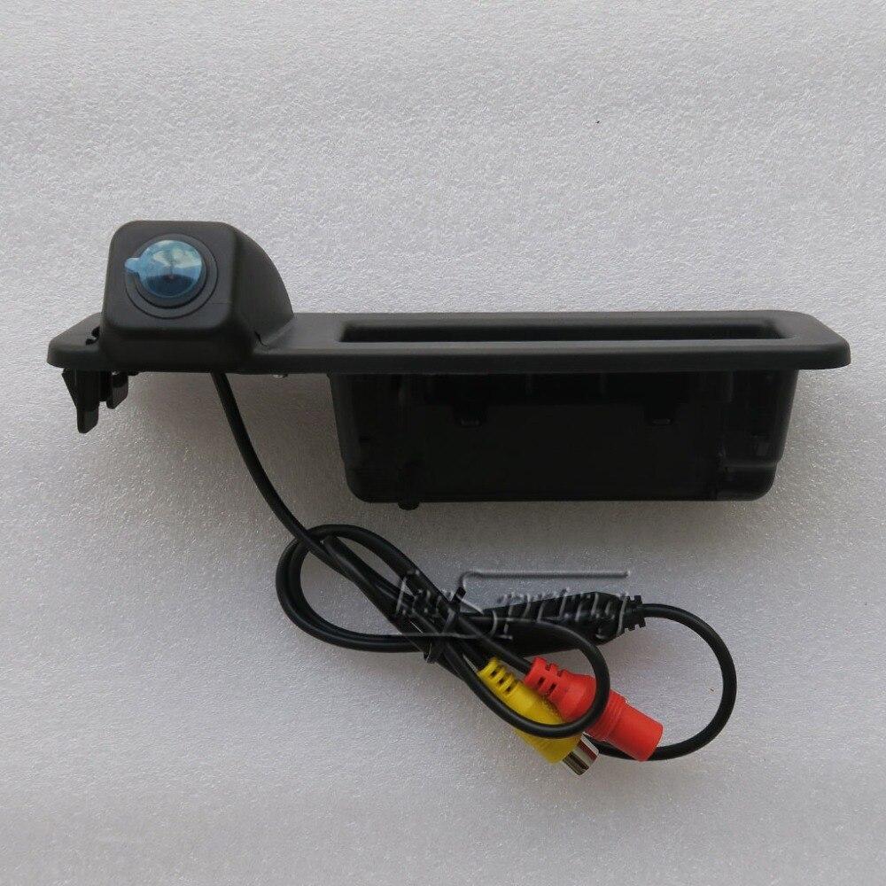Trunk Handle Backup Camera with Waterproof HD Night Vision Rear View and 170 Degree Super Wide Angle Reverse for BMW 1//2//3//4//5//7//M Series X1 X3 X4 X5 X6 F18 F35//F45 F46 F48 F80 520Li 525Li 530i 535Li